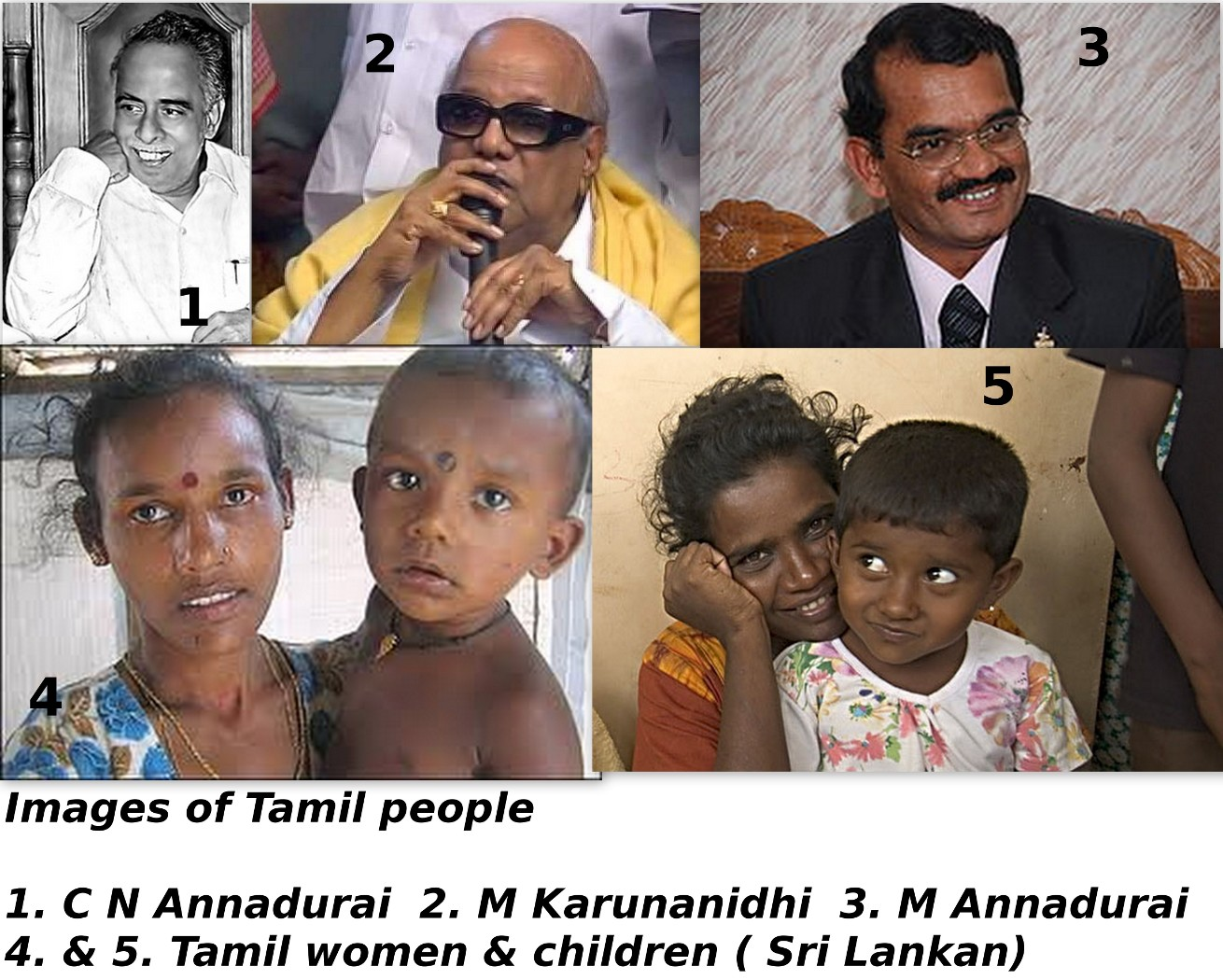 tamil people